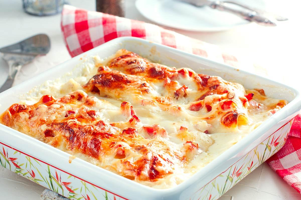 Bison Lasagna Recipe
