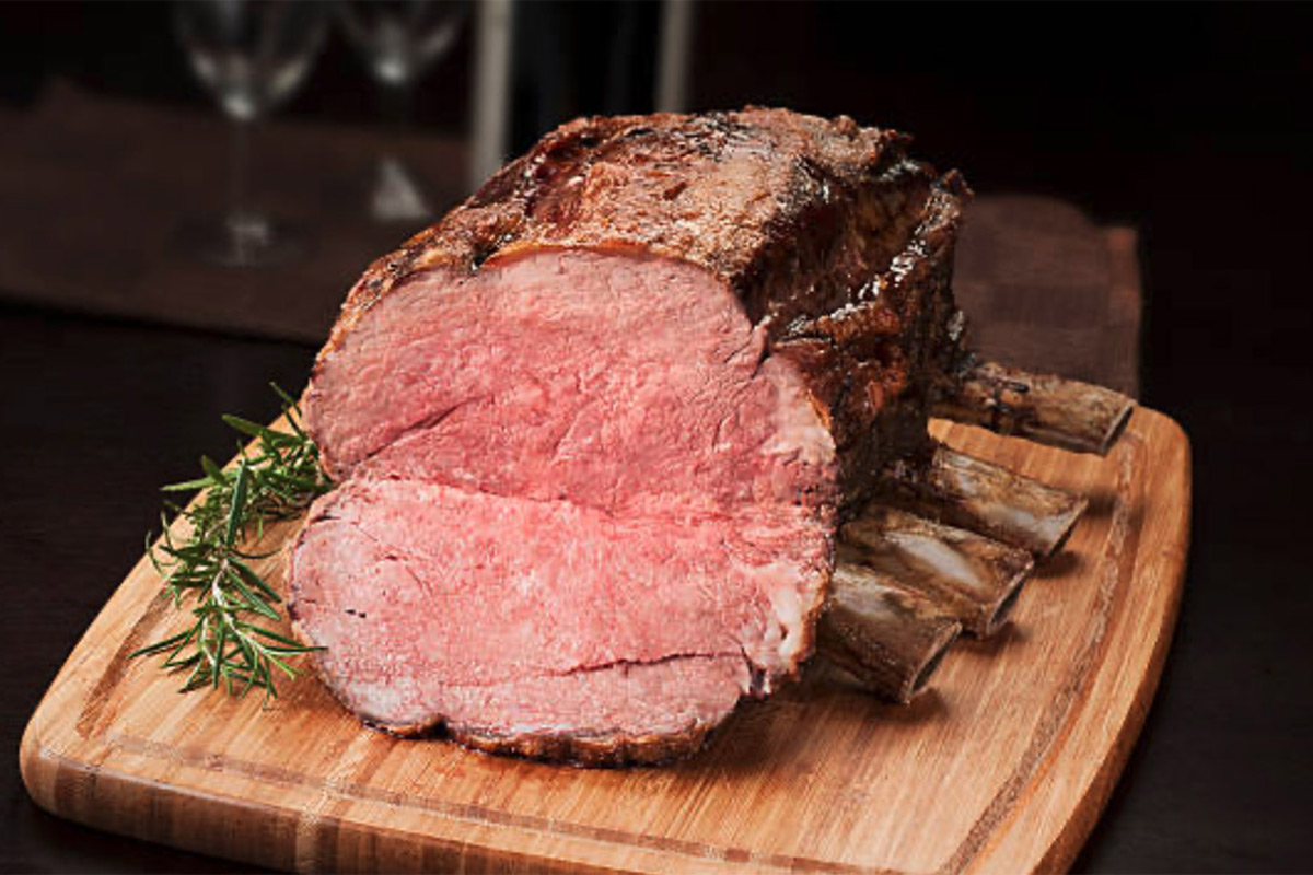 Bison Prime Rib Roast Recipe