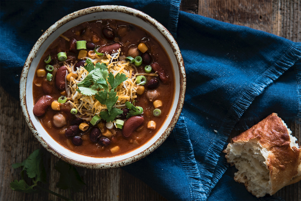 Hearty Bison Chili Recipe