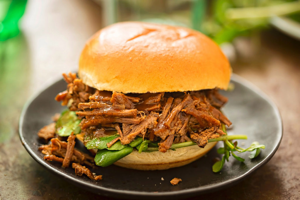 Pulled Bison BBQ Recipe