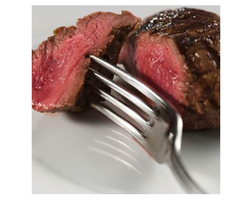 Bison Sirloin Steak 6-8 oz (case of 12)