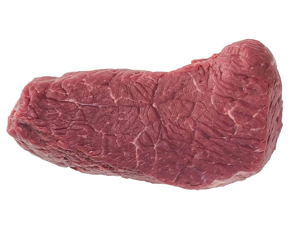 Bison Sirloin Steak 8 oz (4 count)