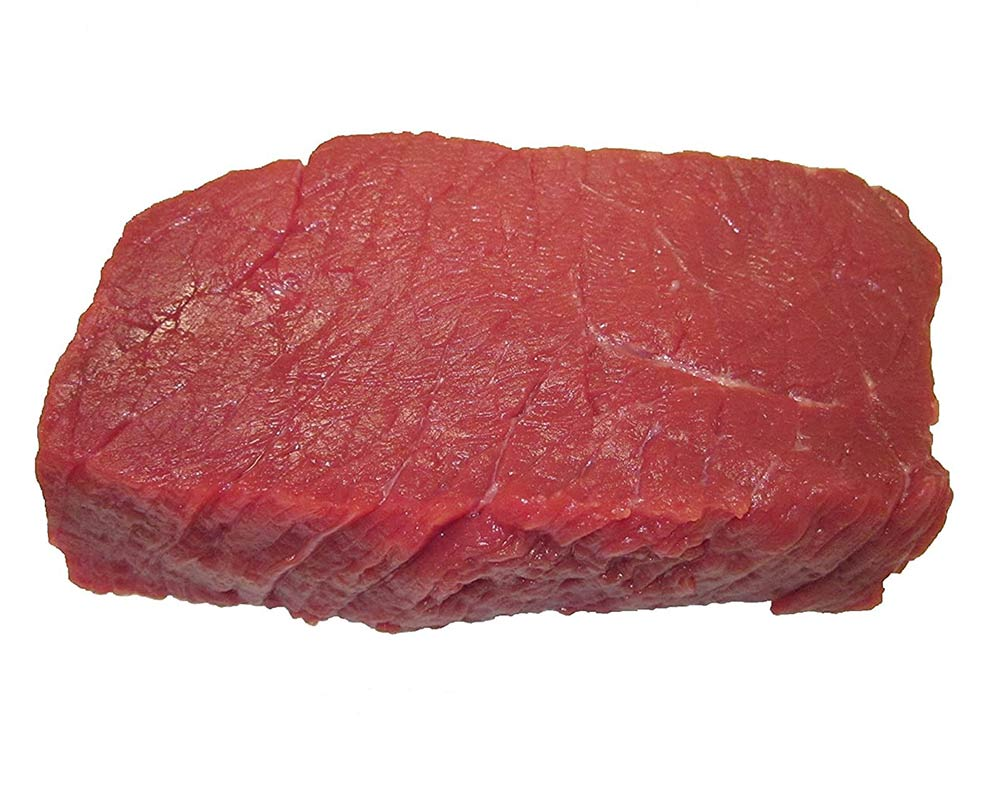Bison Sirloin Premium Center Cut 10 oz Steaks (14 count)