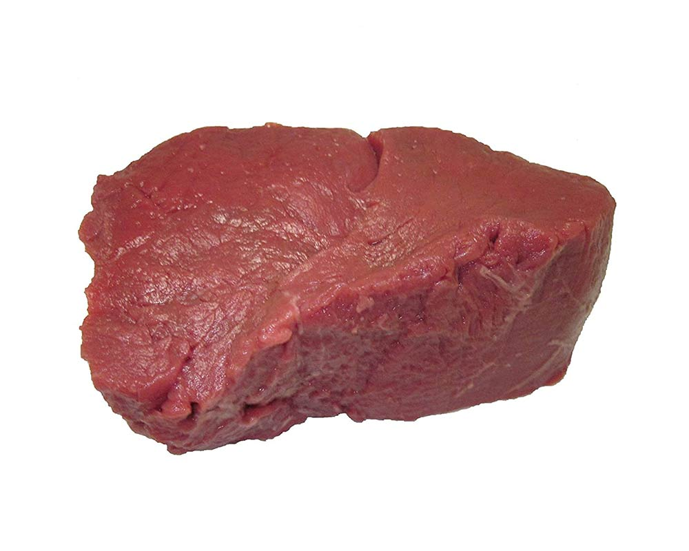 Bison Tenderloin 6 oz Steak (case of 26)