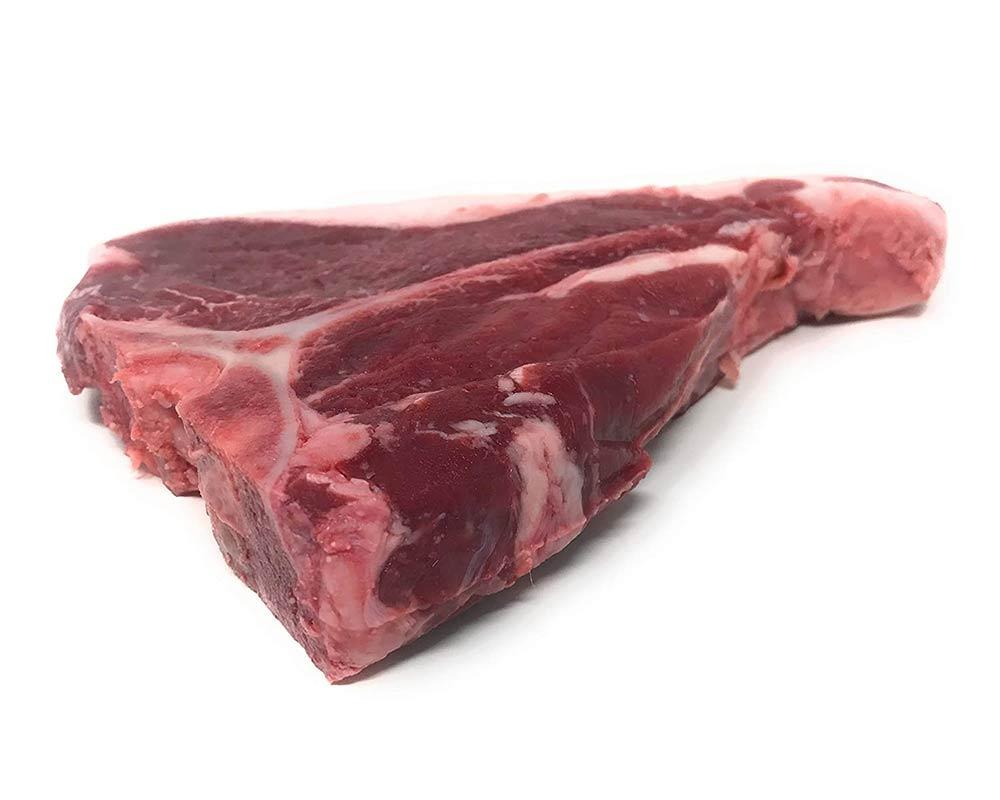 Bison T-Bone 14-16 oz Steaks (count 4)
