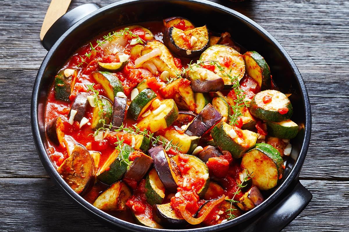 Zucchini Bison Stew