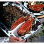 Whole Bison Boneless Ribeye Roast 8lbs