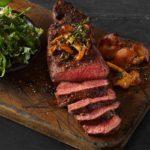 Bison Boneless Strip Loin Roast 5 lbs