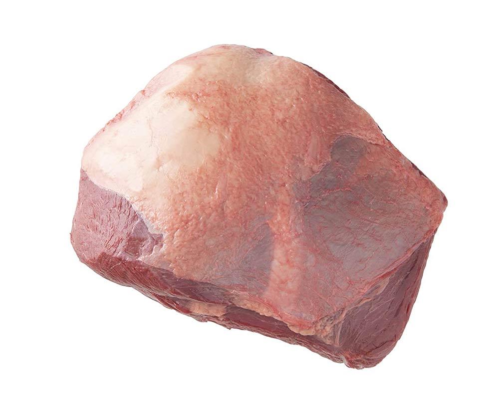 Bison Whole Top Sirloin Roast 7 lbs