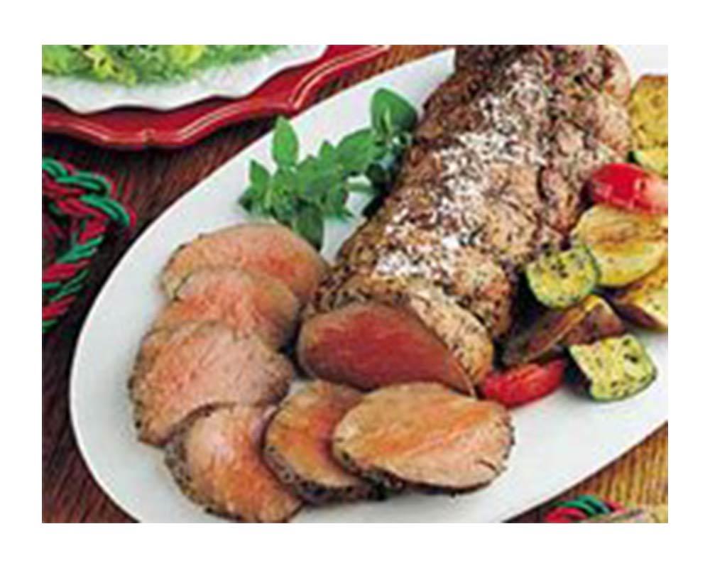 Bison Tenderloin Roast 3.5 lbs (1 count)