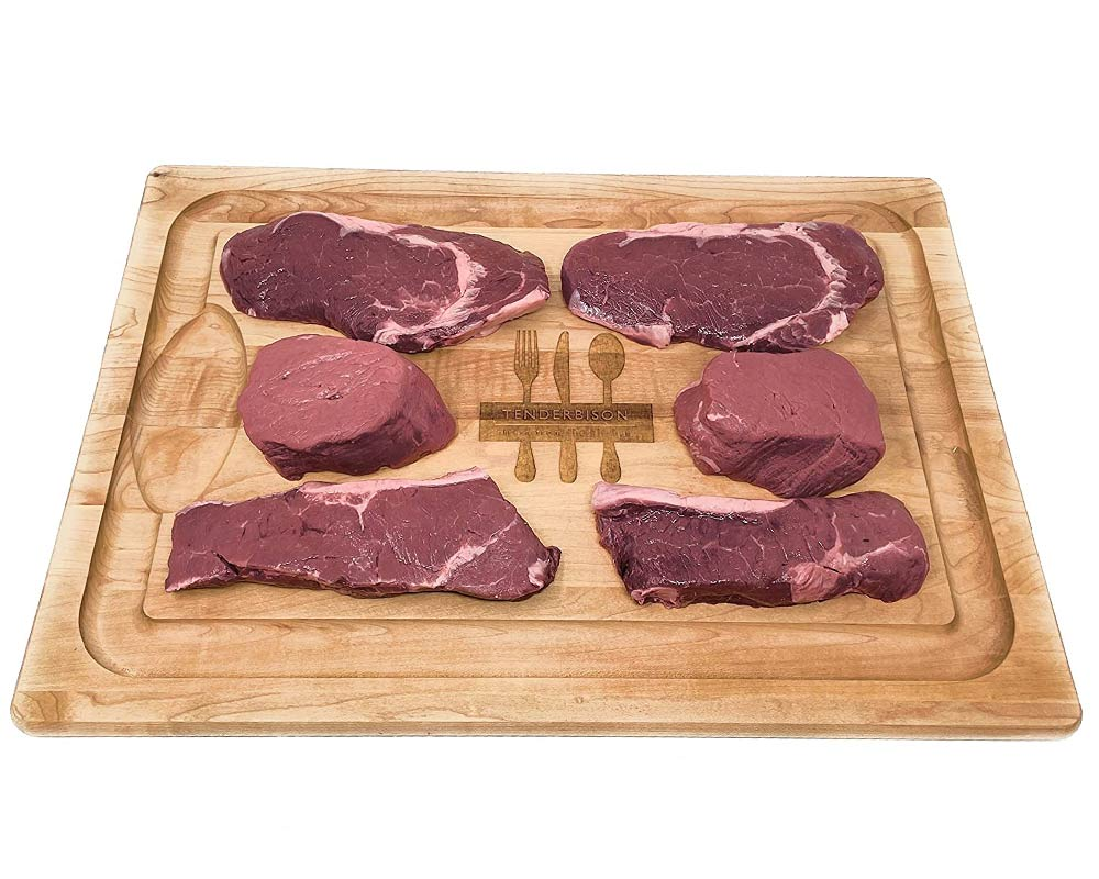 Bison Specialty Steak Pack
