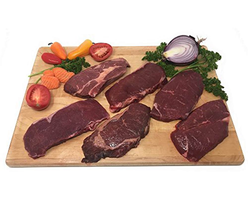 Bison Steaks Combo Pack
