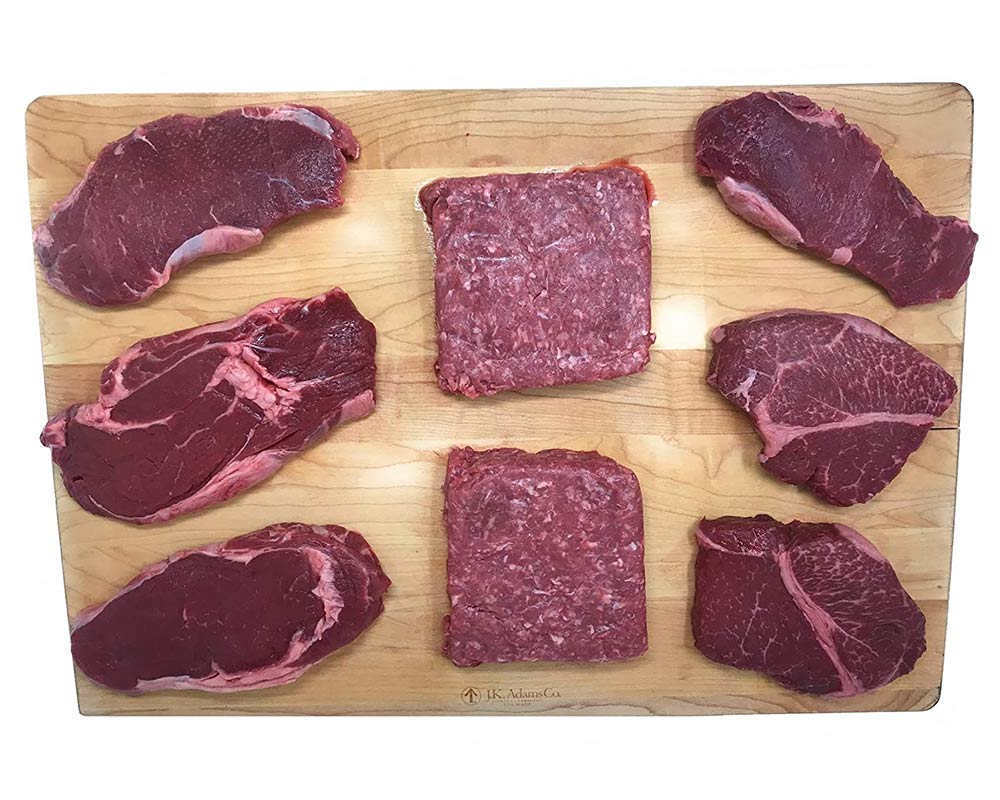 Bison Ground & Steaks Combo Pack
