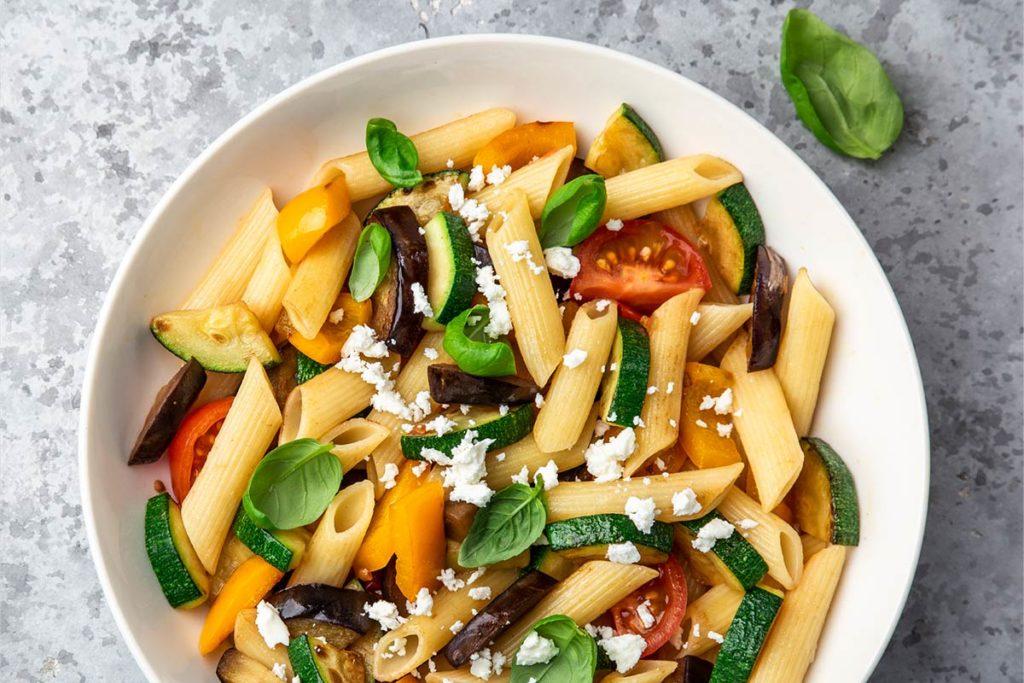 Bison Pasta Salad Recipe