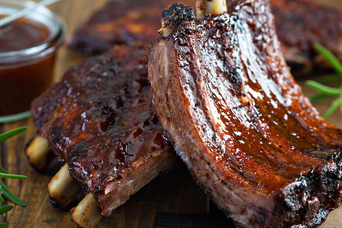 Bar-B-Q Bison Ribs Recipe